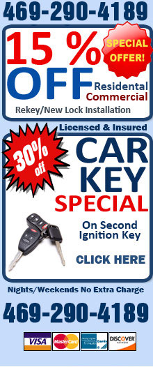 Lockout Services Lake Creek Tx