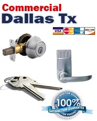 Dallas Tx Commercial Locksmith